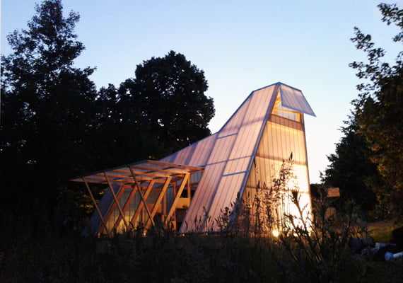 Living Archive Greenhouse